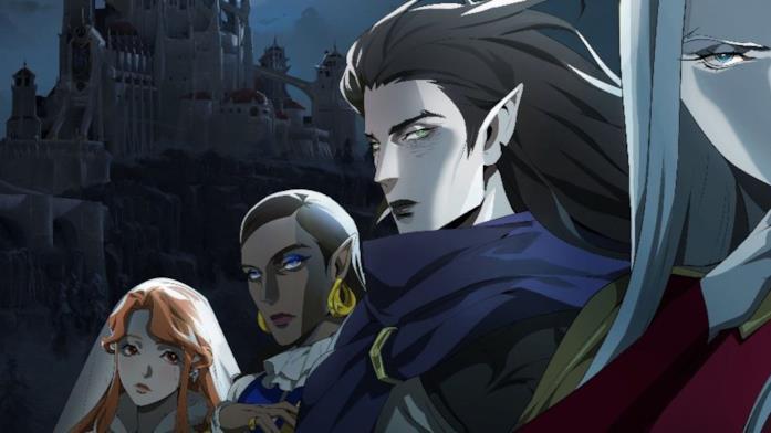 Un'immagine di Carmilla e le sue sorelle