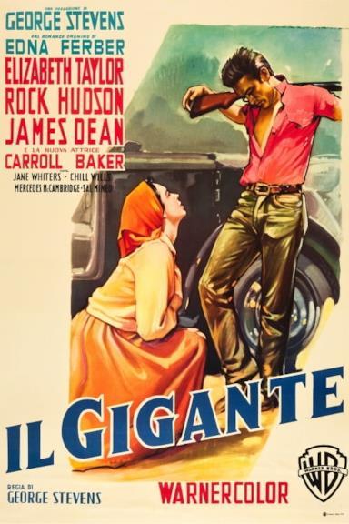 Poster Il gigante