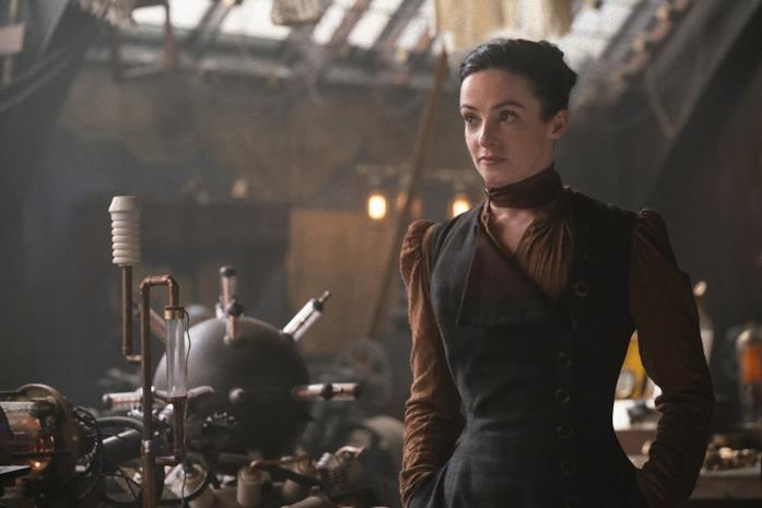 Amalia True, la complicata protagonista di The Nevers