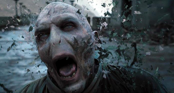 Scena di Harry Potter