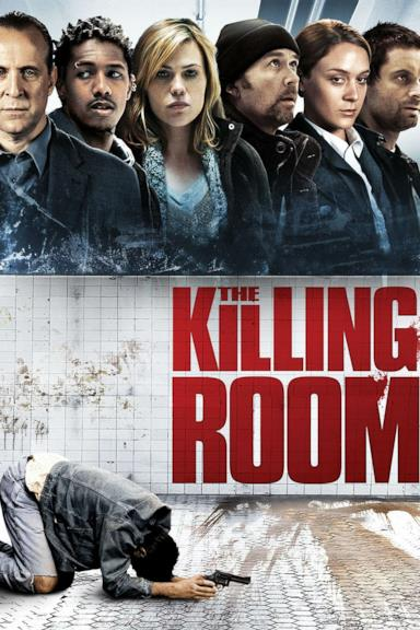 Poster The Killing Room