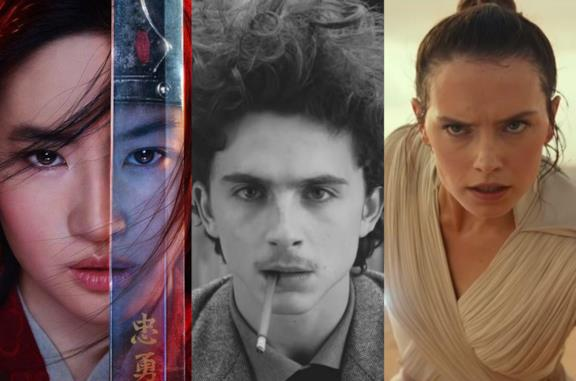 Le immagini promozionali di Mulan, The French Dispatch e Star Wars episodi VII