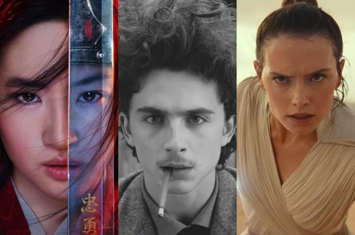 Le immagini promozionali di Mulan, The French Dispatch e Star Wars episodi VII