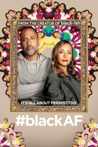 Poster #blackAF