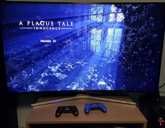A Plague Tale: Innocence schermata iniziale