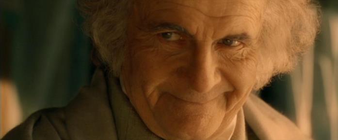 Bilbo custodisce l'Anello per sessant'anni