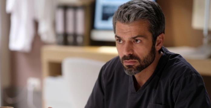 Luca Argentero è il protagonista Andrea Fanti