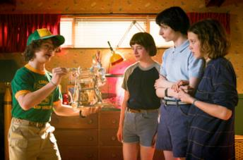 Stranger Things rientra sicuramente tra le migliori serie Netflix del 2019