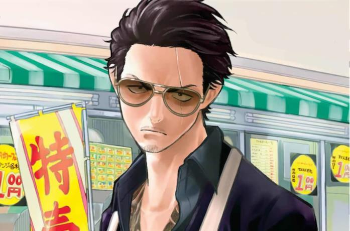 La via del grembiule lo yakuza casalingo, il manga
