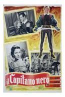 Poster Il capitano nero