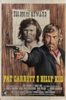 Poster Pat Garrett e Billy Kid