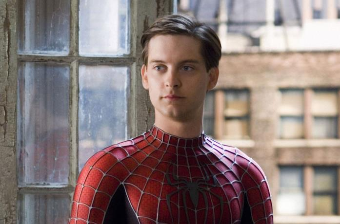 Tobey Maguire come Spider-Man