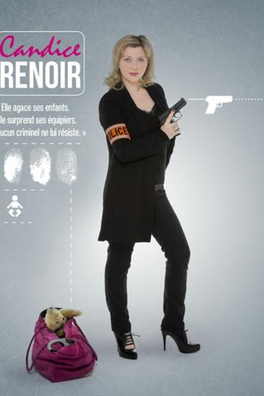 Poster Candice Renoir