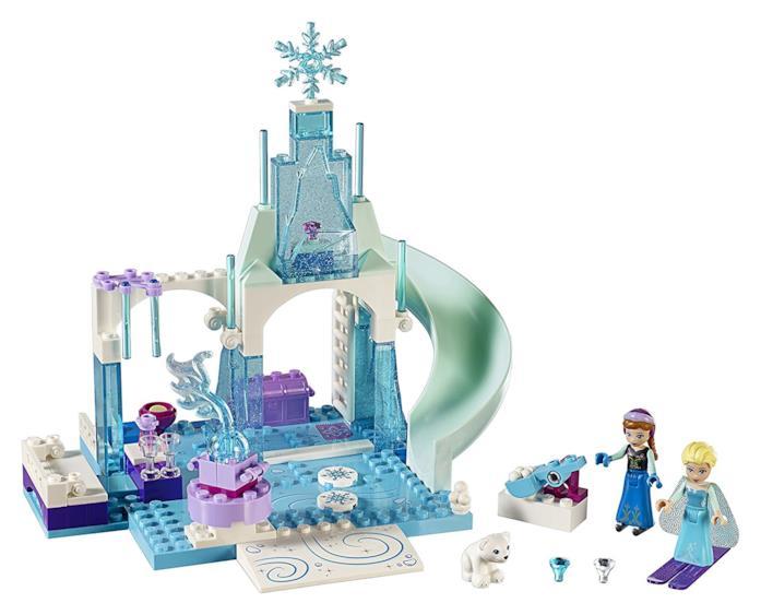 Dettagli del set di LEGO Il castello di ghiaccio di Elsa e Anna