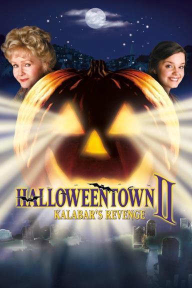 Poster Halloweentown II - La Vendetta di Kalabar