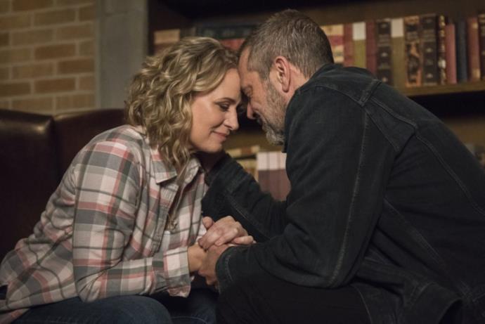 Supernatural: Mary e John Winchester riuniti nell'episodio 300
