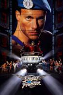 Poster Street Fighter - Sfida finale