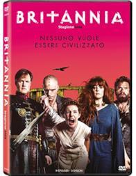 Britannia: Stagione 1