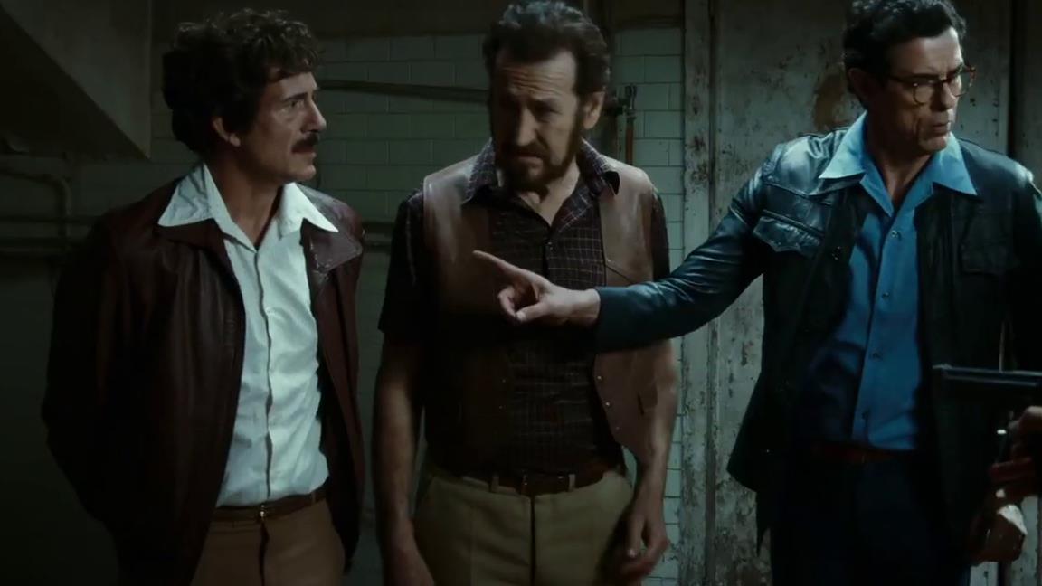 Ritorno al crimine: Il trailer ufficiale coi gangster da ridere Giallini e Leo