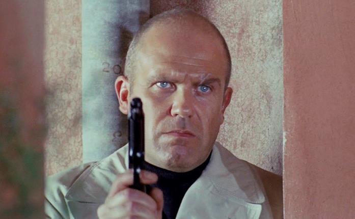 Gastone Moschin è il celebre bandito Ugo Piazza