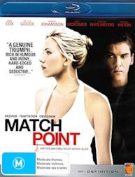 Match Point [2006]