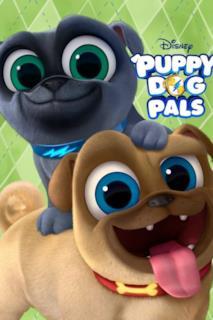Poster Puppy Dog Pals