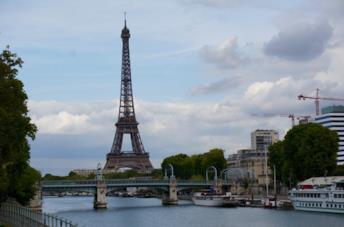 La Tour Eiffel a Parigi