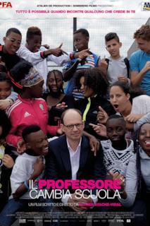 Poster Il professore cambia scuola