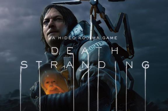 Death Stranding: la cover del videogioco