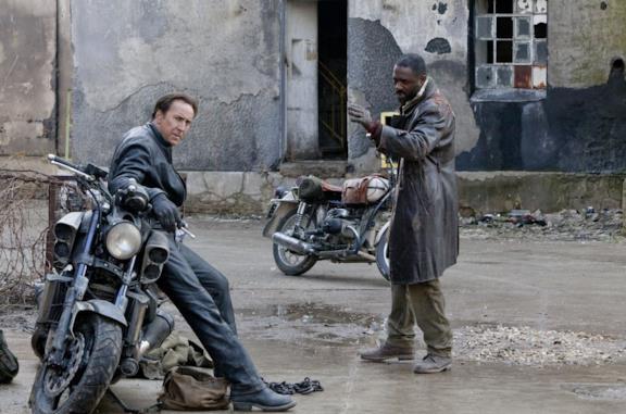 Nicolas Cage e Idris Elba