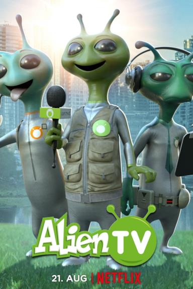 Poster Alien TV