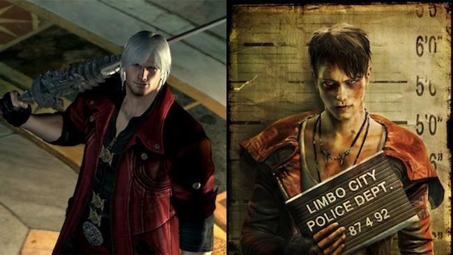 Dante di Davil May Cry