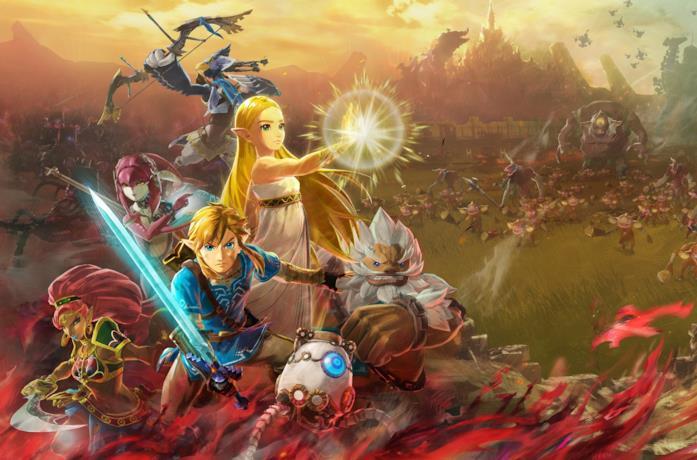 Hyrule Warriors: L'Era della Calamità nel nuovo Nintendo Direct