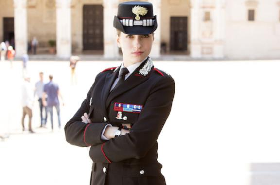 Maria Chiara Giannetta in Don Matteo