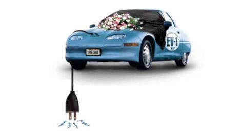 Chi ha ucciso l'auto elettrica? - Un giallo che si tinge d'oro nero