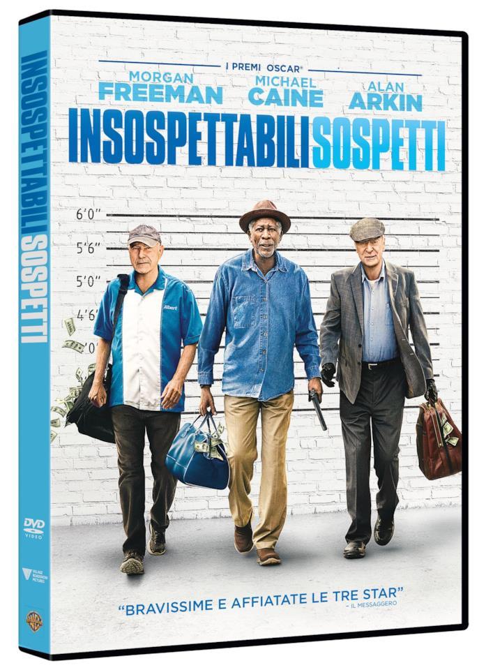 Insospettabili Sospetti, il DVD