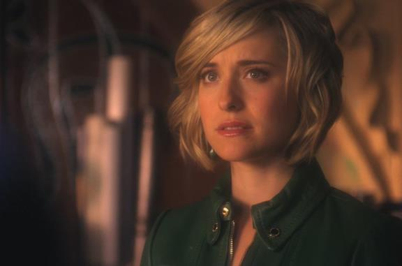 Allison Mack in Smallville