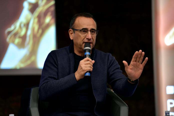 Carlo Conti - presentatore cerimonia David di Donatello
