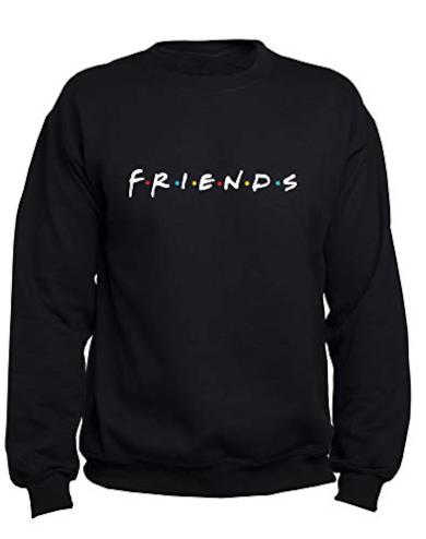 Friends Logo Friends TV Series Sweater Unisex