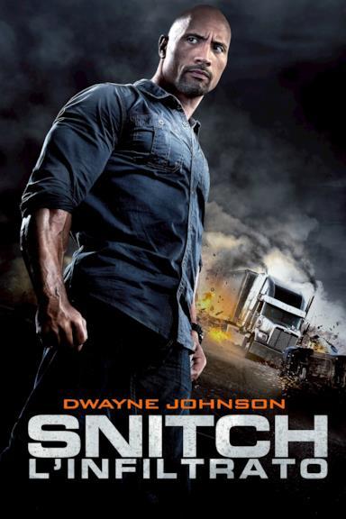 Poster Snitch - L'infiltrato