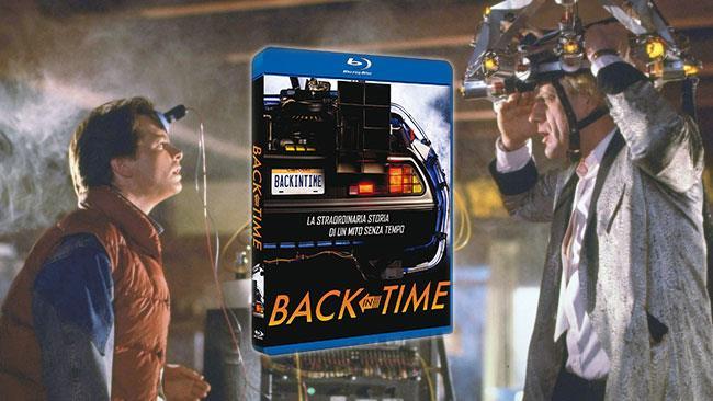 Marty, Doc e il cofanetto Blu-ray di Back in Time