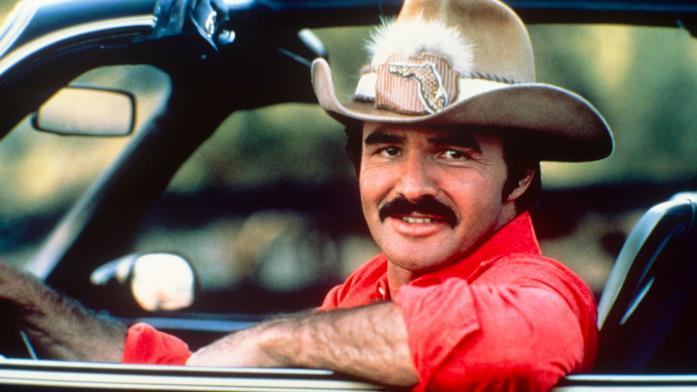 Burt Reynolds in Quella sporca ultima meta