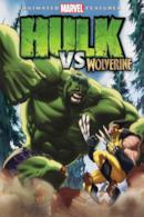 Poster Hulk vs. Wolverine
