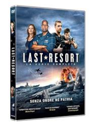Last Resort: Stagione 1 (Box Set) (3 DVD)