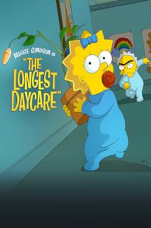 Poster Maggie Simpson in The Longest Daycare
