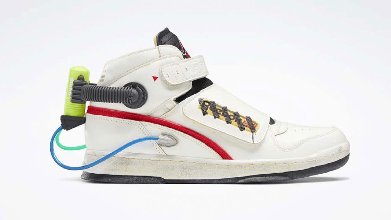 Reebok presenta le nuove scarpe dei Ghostbusters (per Halloween)