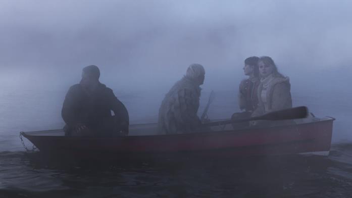 Equinox: il viaggio dei ragazzi verso l'isola
