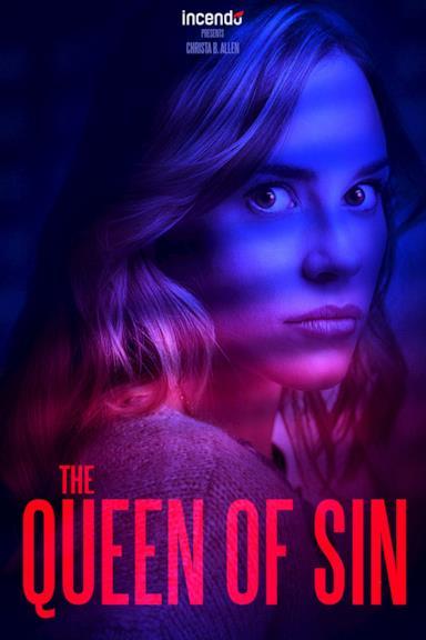 Poster La regina del peccato