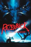 Poster Razorback: oltre l'urlo del demonio