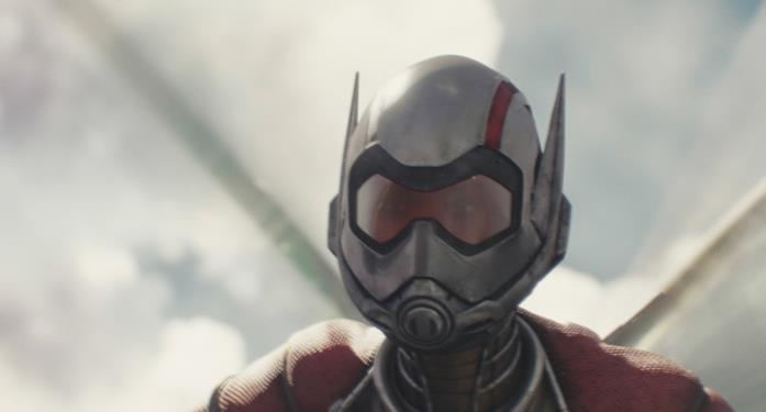 Wasp nel primo Ant-Man